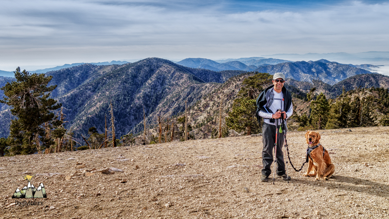 DBN14_Mt Baden Powell summit